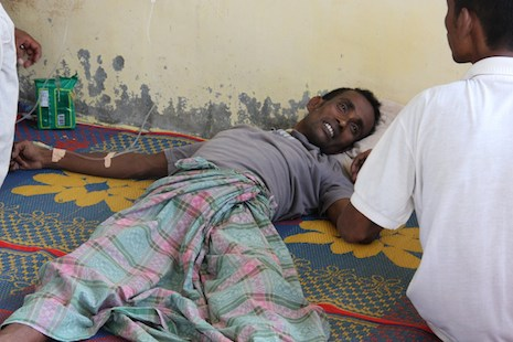 Indonesia turns away boat as Asian migrant crisis escalates