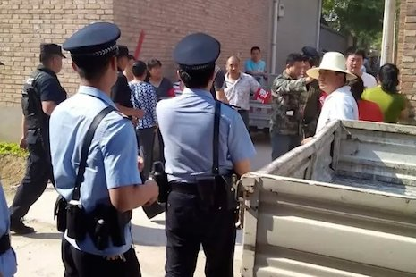 Catholic leaders detained in China