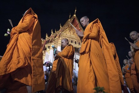Nationalism, not Buddhism, is Thailand's true religion