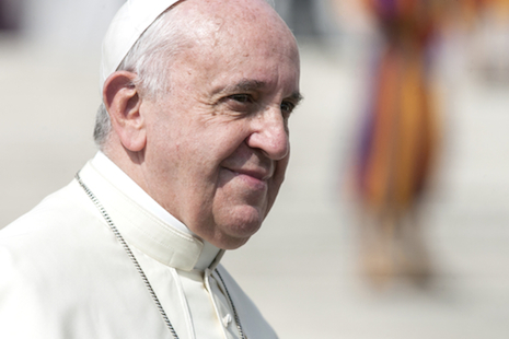 Pope condemns culture of waste, consumerism