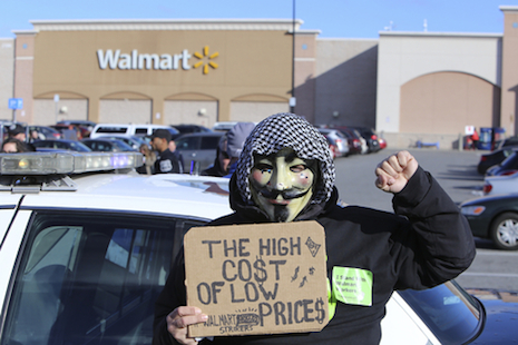 Walmart garment workers decry forced labor, sexual harassment