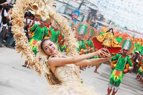 In Tacloban, a beloved festival returns