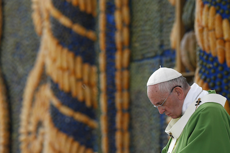 Pope: Mining industry needs radical change to protect environment