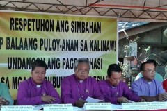 Philippine pastors call for respect of right to sanctuary