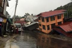 Monsoon season claims dozens of lives across South Asia