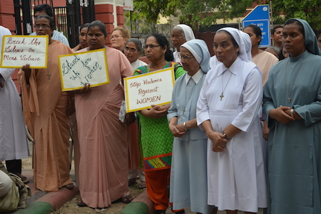 Indian police mishandled investigation into nun's rape: rights group