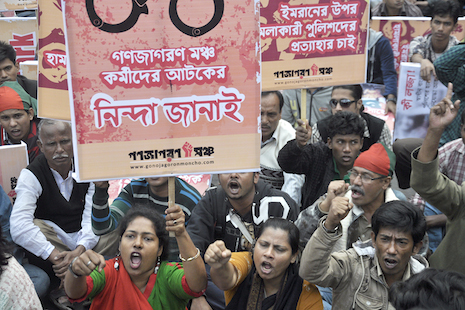 Bangladesh activists demand changes to restrictive law
