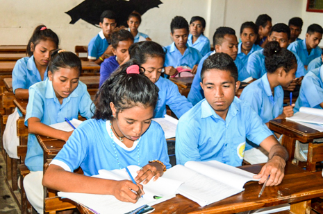 Timor-Leste's school system still struggles with the basics
