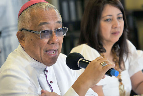 Philippine bishops express concern over increasing crime rate