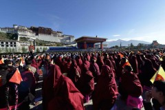 After 50 years in Tibet, China sees no 'middle way'