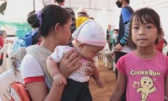 Biometrics innovation for refugees in Thailand
