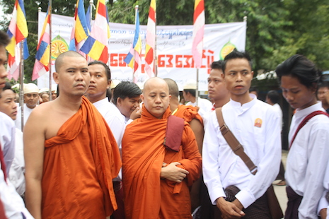 Myanmar Buddhists celebrate religion laws as a 'victory'