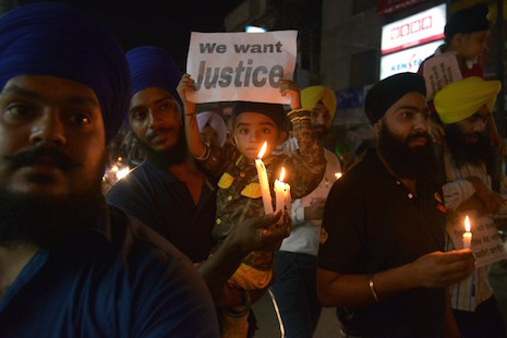 Indian church leaders call for calm in Punjab state