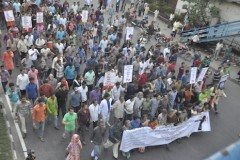 Attacks on publishers trigger protests in Bangladesh
