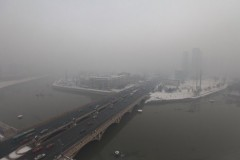 Worsening smog choking citizens in northeastern China