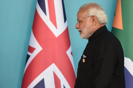 Response to Paris attacks shows two sides of India's Modi: critics
