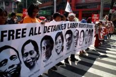 Political prisoners continue to languish in Philippine prisons