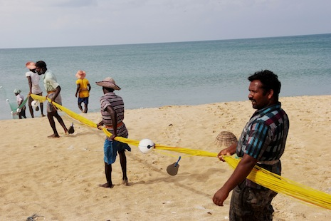 Port project jeopardizes Sri Lanka's fishing community