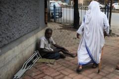 India to 'deport' Italian nun helping lepers