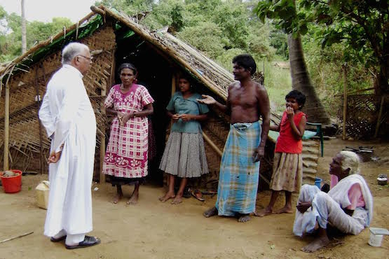 Retired Sri Lankan bishop risked life for Tamils, say activists