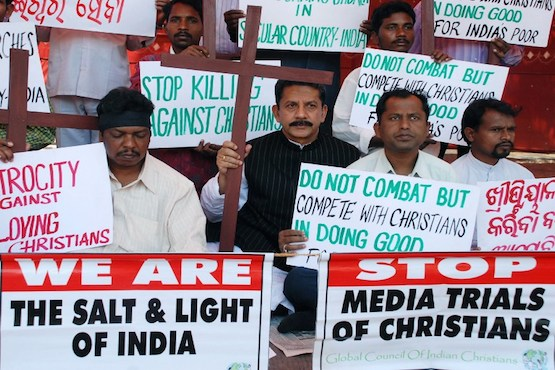 Sincerity of India's church-Hindu group talks in question