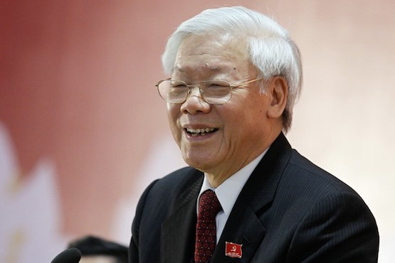 Activists fear Vietnam's party chief could slow reforms