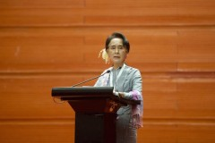 Christian MPs have high hopes for Suu Kyi's presidency