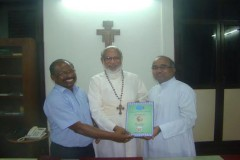 Catholic projects aid poor and elderly in India