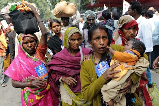 Decision denying quotas criticized by Indian Christians