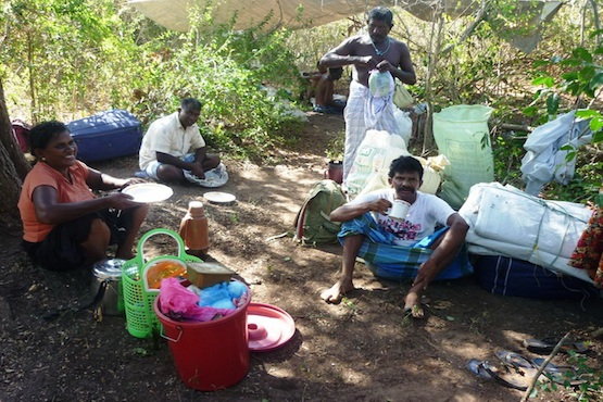 Displaced Sri Lankan Catholics yearn for Lenten services
