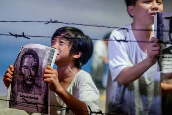 Experiential museum reminds Filipinos of horror of martial law