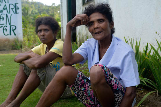 Philippine tribe slowly rebuilds with help from church