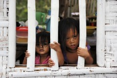 Philippine women, children trapped in cycles of abuse