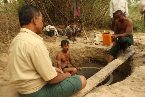 Myanmar braces for the full wrath of El Nino