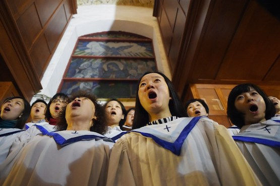 Are Chinese Christians really persecuted?