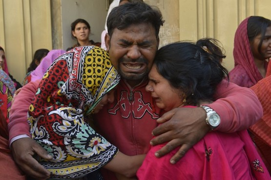 The continuing struggle of Christians in Pakistan