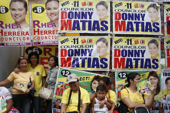 Poor always come out as losers in Philippine elections