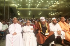 Religious leaders vow to fight extremism with harmony