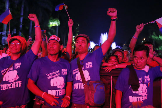 Voting for a false messiah in the Philippines