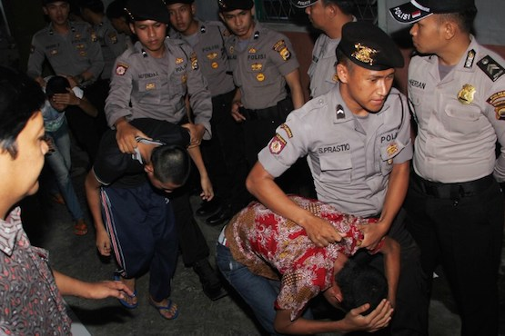 Indonesia considers harsher punishment for sexual violence