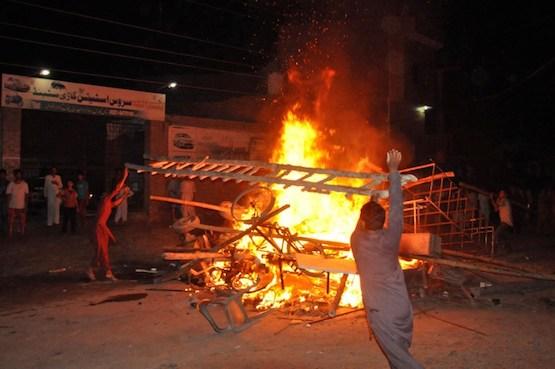Ahmadi man shot dead in Karachi