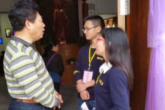 Christian activities on campuses in China silently thrive