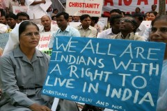 Christians in eastern Indian state live in 'appalling situation'