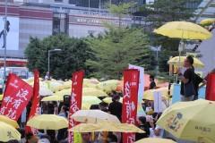Catholic youth publish Umbrella Movement experiences
