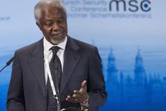 Kofi Annan to lead commission on Rohingya issue