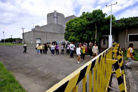 Alarm sounds over revival of mothballed nuclear plant