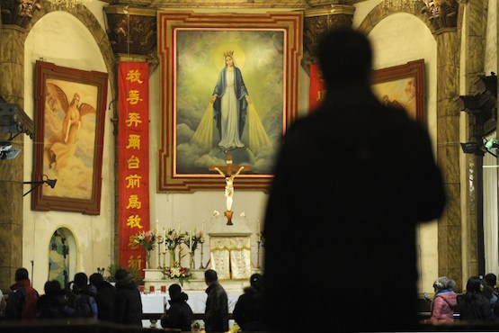 Is China ready for permanent deacons?