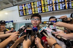 Deportation of Joshua Wong shows Beijing's hold over Thailand