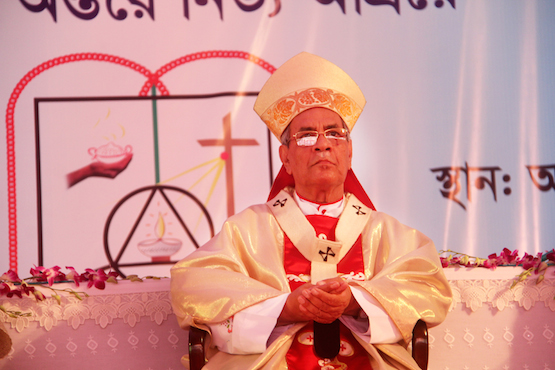 Bangladesh gets its first cardinal
