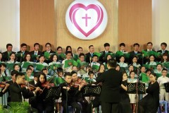 Vietnamese Catholics inspired by special mercy concert
